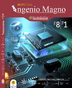 Portada Ingenio Magno Vol. 8-1